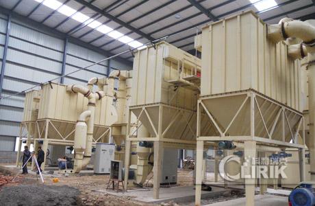 HGM100 Feldspar Grinding Mill-feldspar processing plant